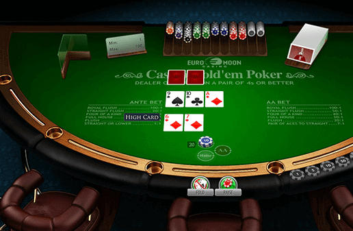 Texas Holdem 2