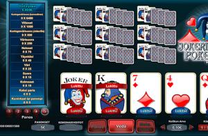 Jokeri Pokeri 1