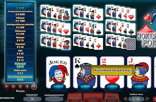 Jokeri Pokeri 2