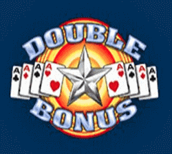 Double Bonus videopokeri