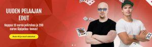 Pokerihuone ja sen edut