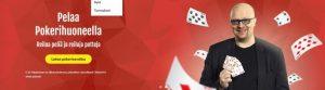Pokerihuoneen oma sovellus